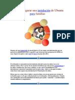 Como configurar una instalación de Ubuntu para familias.docx