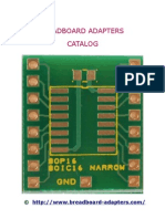 Breadboard Adapters