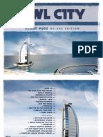Ocean Eyes - Digital Booklet