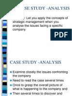 Case Study Analysis Stm (2)