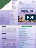 Biofutura Brochure