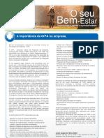 Artigo - A importância da CIPA na empresa