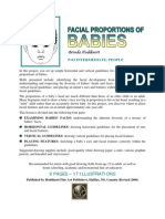 Facial Proportions of Babies