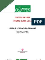 ClasaIII-2010-2011-Initiere