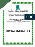 Cuaderno de Actividades Contabilidad 2