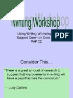 Writing Workshop CCSS PARCC.pdf