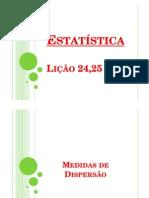 24 - Estatistica