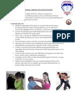 Curso Defensa Personal Certificado
