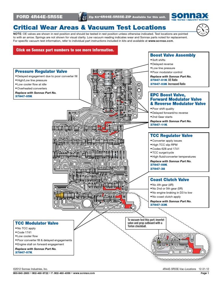 5r55e transmission solenoid diagram