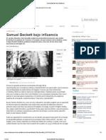 Samuel Beckett Bajo Influencia
