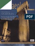 A017 Actual Archaeology Gobekli