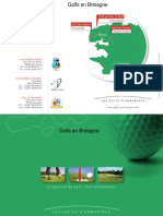 Golfs Bretagne