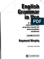 Raymond Murphy English Grammar In Use Intermediate Pdf