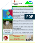 Rotary Jeevan Bima Nagar Newsletter Sandsha 2013 January Edition