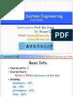 控制系统工程(双语)教案chapter1