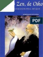 O tarô Zen de osho - o jogo transcendental do Zen - osho