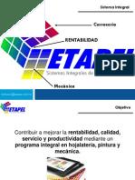 ETAPEL  Presentación_ 2013  Automotriz