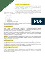 1.1 Importancia y Definicion de Los Proyectos de Inversion
