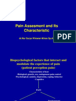 Modul Clinical Characteristic of Pain & Pain Assessment