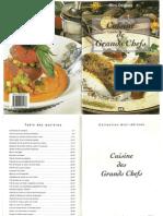 Cuisine de Grands Chefs (Collection Mini-Delices)