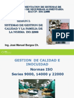 Sesion 1 Haccp -Iso 22000