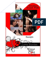 Three Love Stories from Wikkid.Sexy.Cool.Books