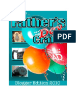 Fathers Day Crafts Blogger Edition 2010