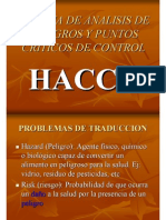 HACCP MODIFICADO