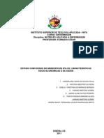 Trabalho de Nutrição -Corrigido em PDF sem os tópicos
