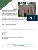 knitpattern_cardishrug
