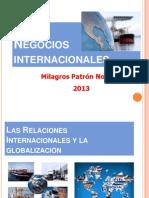 Negocios Internacionales - 1ra Sesión