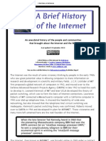A Brief History of t
