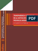 Transparencia y Democracia