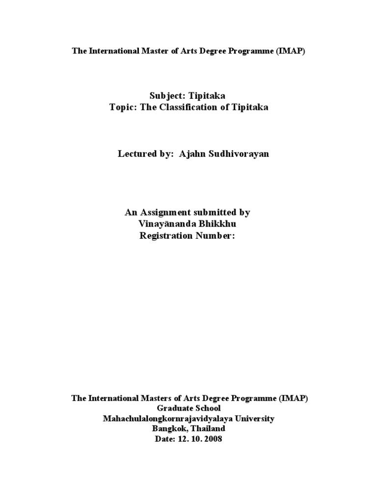 The classification of tipitaka buddhist texts gautama buddha nvjuhfo Images