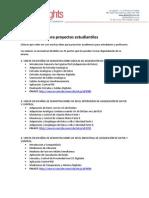 Proyacad.proyectos.estudios