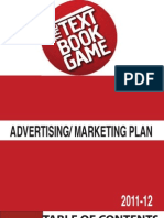 The Textbook Game Brand Proposition