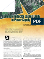 Inductor Losses