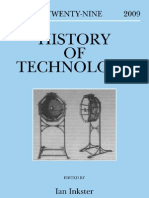 History of Technology 29 - Technology in China