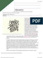 Poetas invisibles de Latinoamérica  Cultura  EL PAÍS