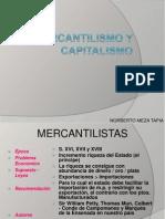 Mercantilismo y Capitalismo