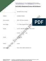 0014-network synchronized Traffic management system with intelligence.doc