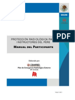 Indice - Proteccion Radiologica