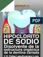 Hipoclorito de Sodio