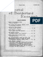 The Journal of Borderland Research 1964-10
