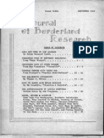 The Journal of Borderland Research 1965-09