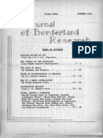 The Journal of Borderland Research 1965-10
