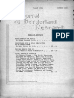 The Journal of Borderland Research 1966-10