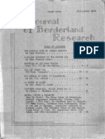 The Journal of Borderland Research 1971-07 & 08