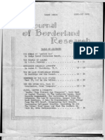 The Journal of Borderland Research 1971-09 & 10