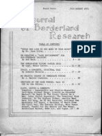 The Journal of Borderland Research 1972-07 & 08